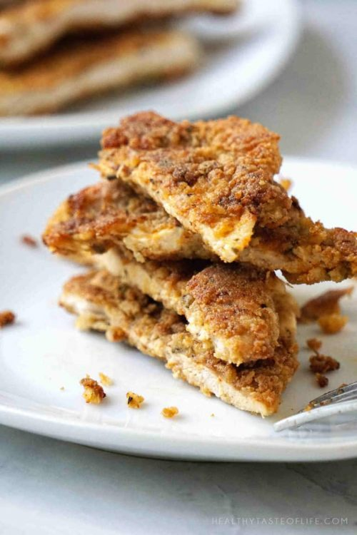 Chicken Cutlets without egg